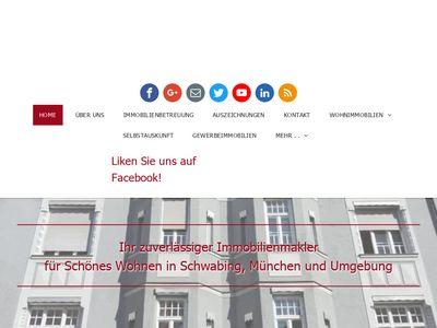 Schwabinger Immobilien Axel M. Wolf