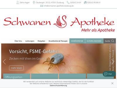 Schwanen-Apotheke
