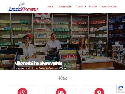 Schwanen-Apotheke, Inh. Stefanie Hanisch