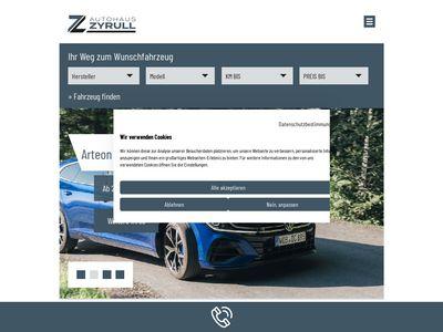 Autohaus Zyrull