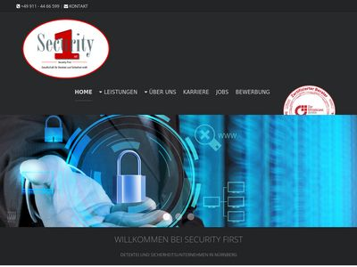 Security First GmbH