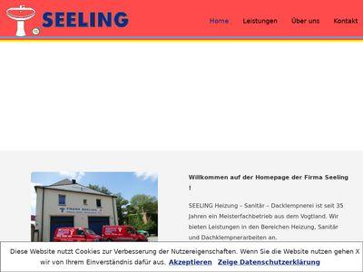 Seeling Heizung - Sanitär - Dach
