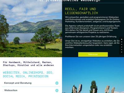 Professionelle Webdesign Rodgau Se