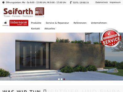 Bauelemente Seifarth