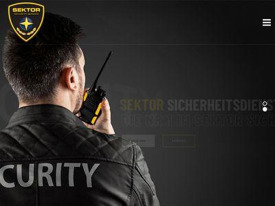 SEKTOR Sicherheitsdienst GmbH