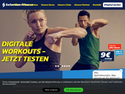 Selection Fitness Center I GmbH