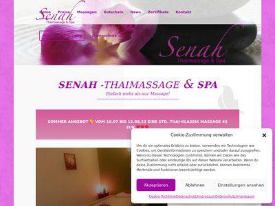 Senah Thaimassage & Spa
