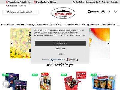 Senfladen Greifswald