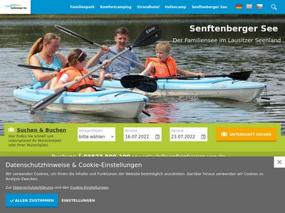 Ferienhaus Ulbricht beim Senftenberger See