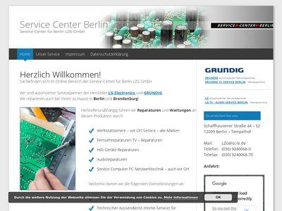 Service Center für Berlin LZG GmbH
