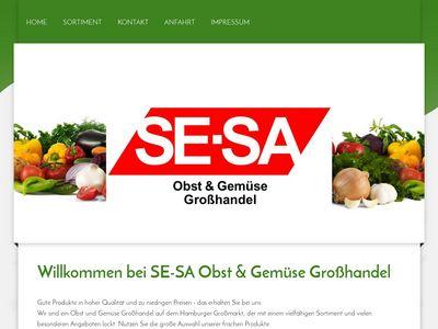 SE-SA Obst & Gemüse Grosshandel