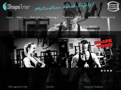 Shape-Trier