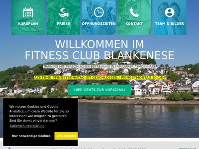 Shaping-up Fitness Club Blankenese