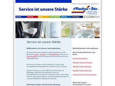 Anton Frantzen & Sohn GmbH