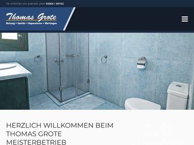 Thomas Grote Heizung-Sanitär
