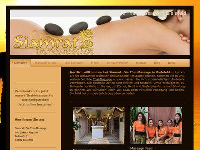 Siamrat Die Thai-Massage