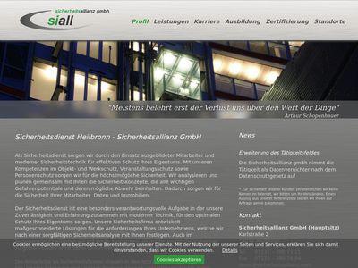 Sicherheitsallianz GmbH