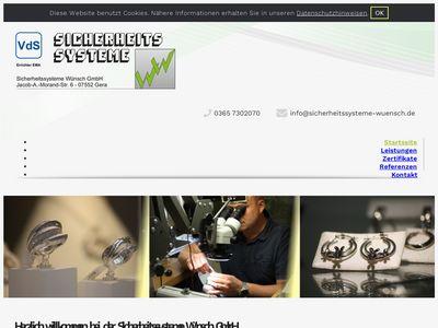 Sicherheitssysteme Wünsch GmbH