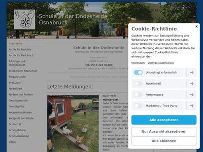 Schule in der Dodesheide