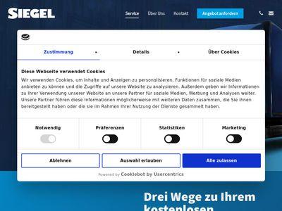 Siegel Umzüge GmbH & Co. KG