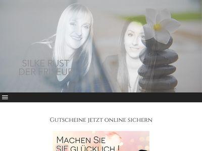 Silke Rust - Der Friseur