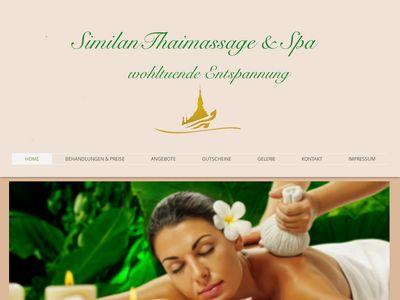 Similan Thaimassage & Spa