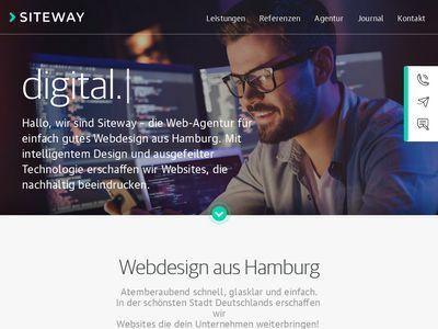 Siteway Webdesign Albrecht Albrecht GbR