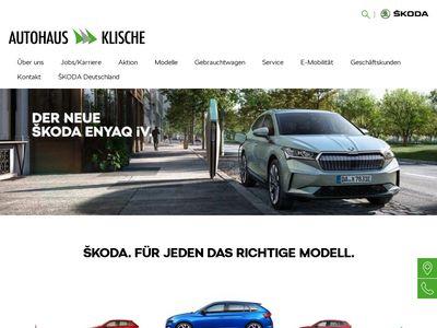 Skoda Autohaus Klische Görlitz Inh. R.Kohli