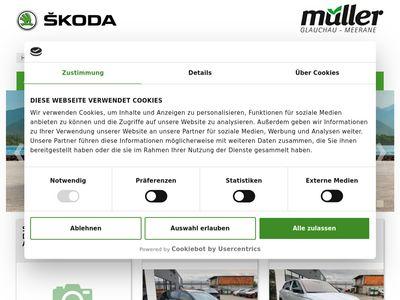 Skoda Autohaus Bert Müller GmbH