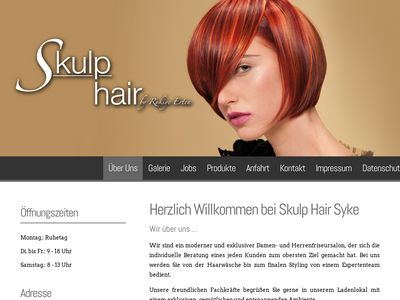 SKULP HAIR