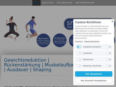Smart and Fit EMS Training Lübeck