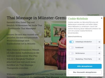 Smile Thai - Traditionelle Thai-Massage