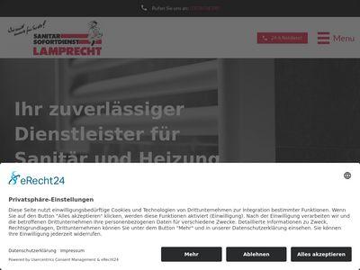 Sanitär Sofortdienst Lamprecht GmbH