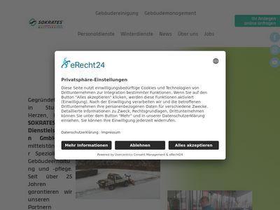 SOKRATES Dienstleistungen GmbH