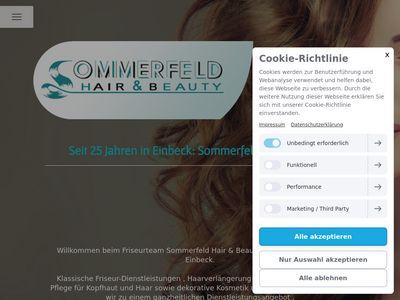 Sommerfeld Hair + Beauty