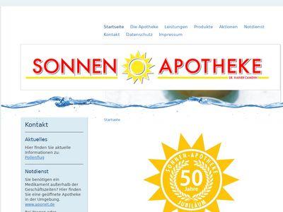 Sonnen-Apotheke, Inh. Dr. Rainer Camehn