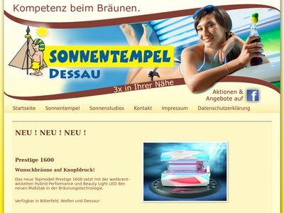 Sonnentempel Dessau