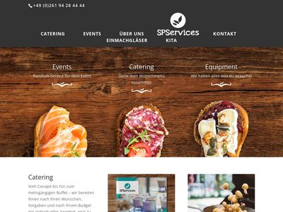 SPServices Catering