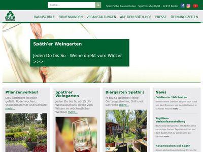 Späthsche Baumschulen Handel GmbH