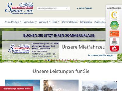 Caravanpark Spann...an GmbH