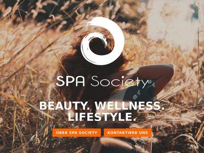 SPA Society. Massage & Wellness