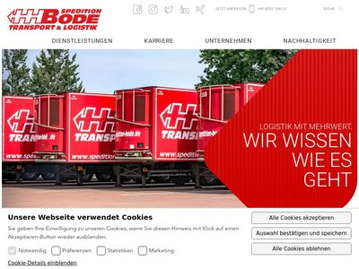 Spedition Bode GmbH & Co