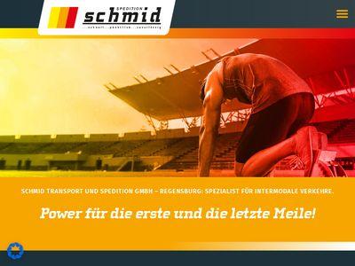 Schmid Transport und Spedition GmbH