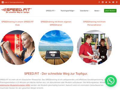 Speed-Fit Brandenburg