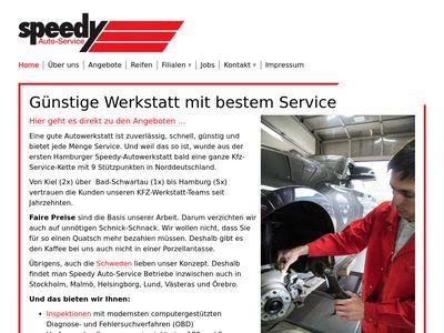 Speedy Auto-Service GmbH & Co