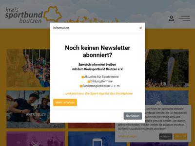 Kreissportjugend Bautzen