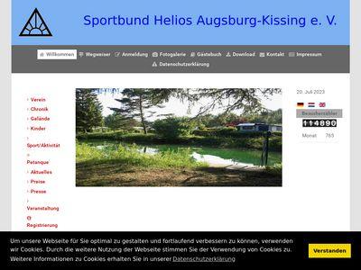 Sportbund Helios Augsburg