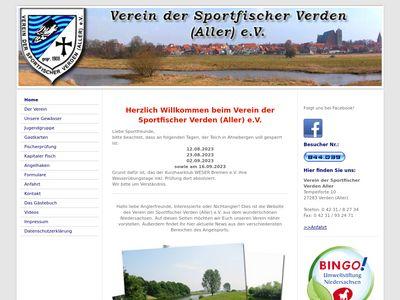 Verein der Sportfischer Verden (Aller) e.V.