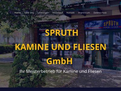 Spruth Kamine und Fliesen GmbH