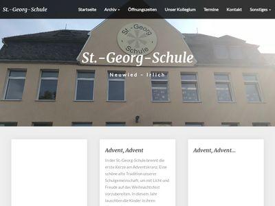 St Georg Schule Irlich